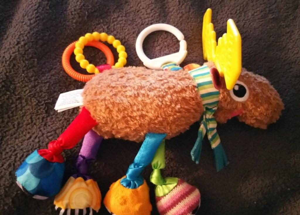 lamaze moose toy