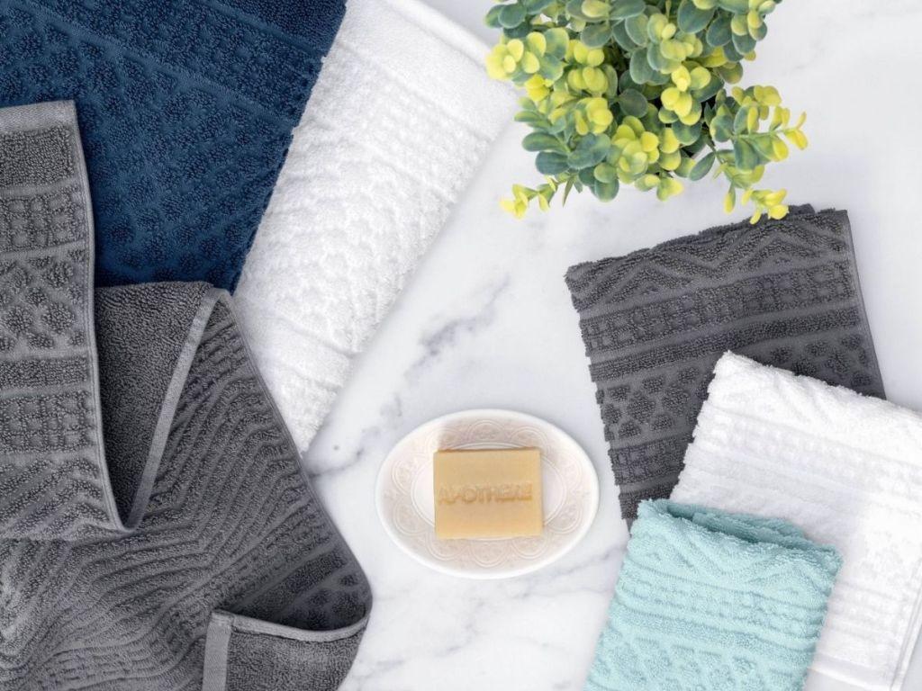 loft by loftex towel sets