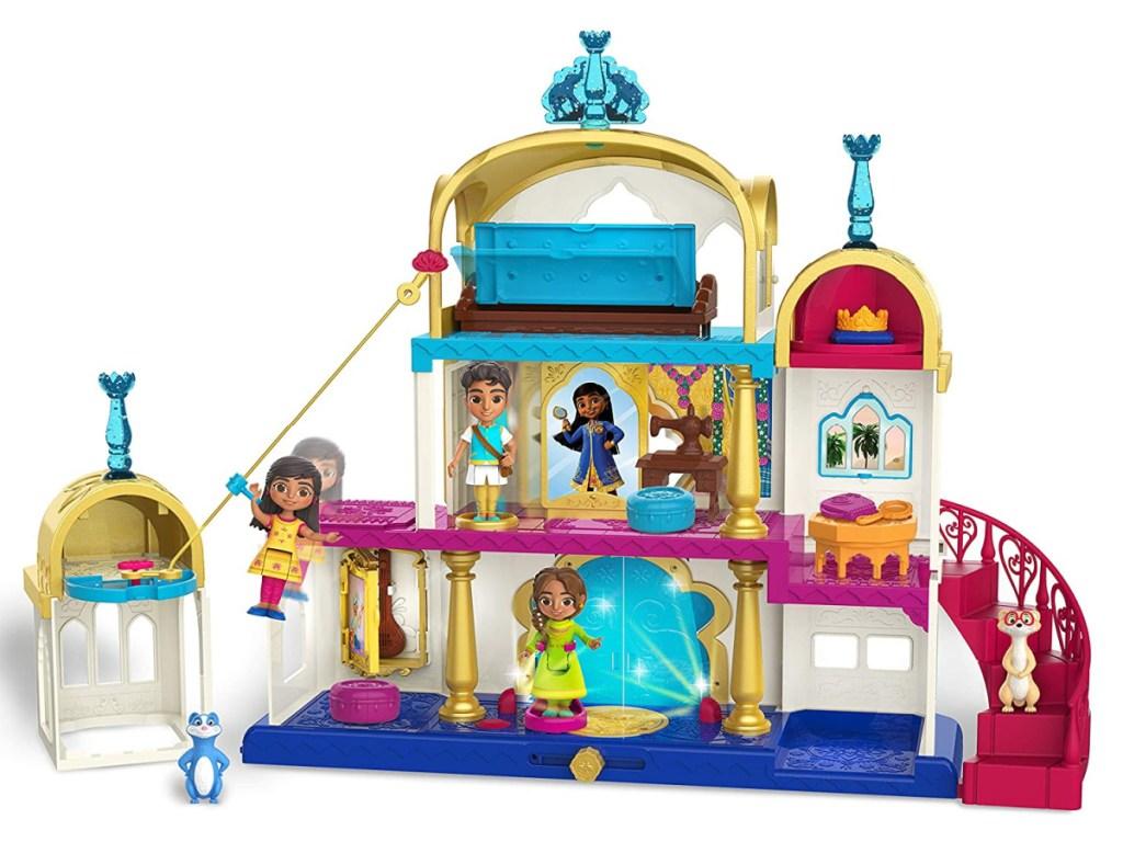 mira palace playset