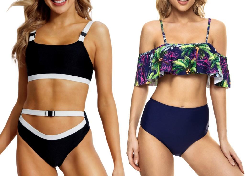 peddney 2-piece swimsuits