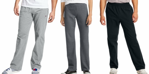 Hanes Men's Sweatpants from $10.92 Each Shipped (Regularly $22)