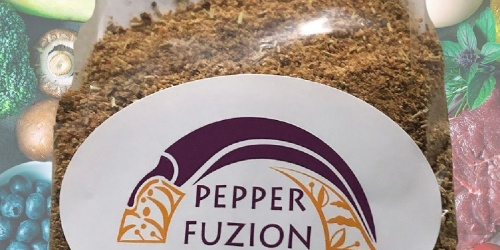 FREE Pepper Fuzion Seasoning Sample Packet