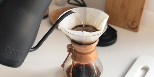 Pour Over Coffee is My Secret to Getting the Perfect Morning Brew!