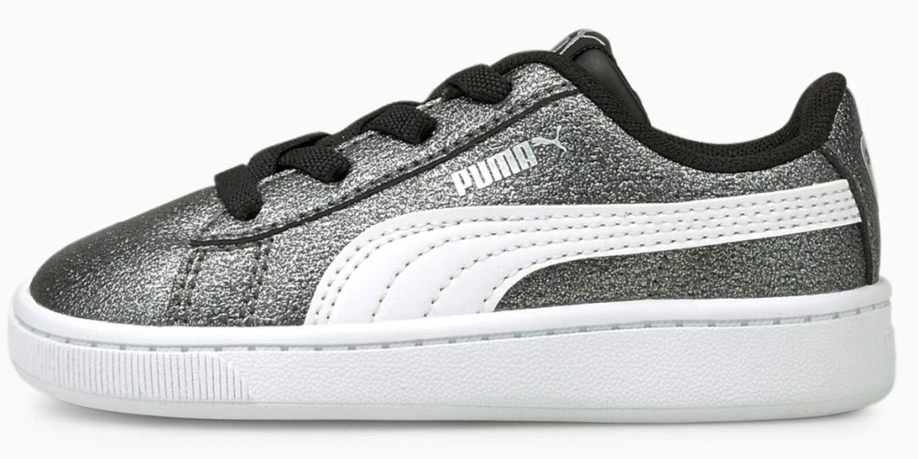 puma toddler glitter sneakers