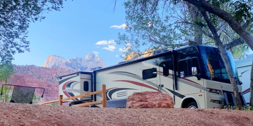 Plan a Memorable Family RV Trip This Fall (I Used This Rental Service & Loved It!)