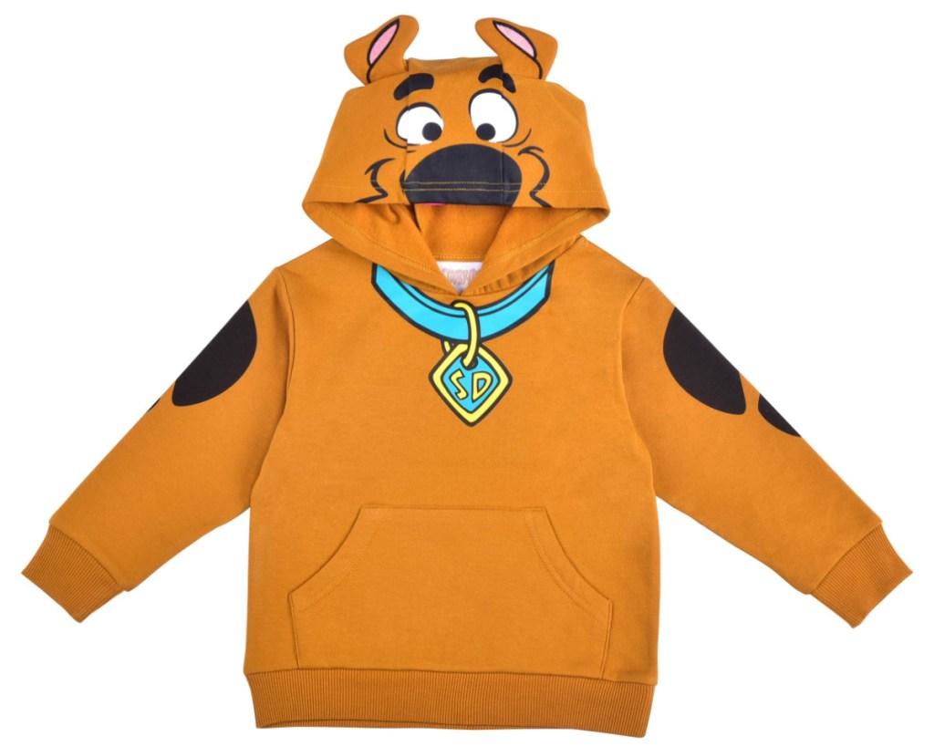 scooby doo hoodies