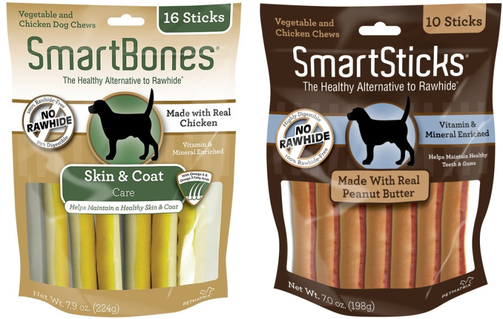2 smartbones bags