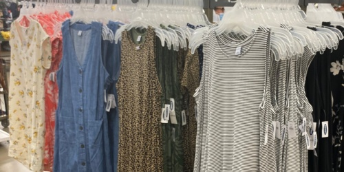 Old Navy Women's & Girls Dresses from $8 | Perfect for Summer
