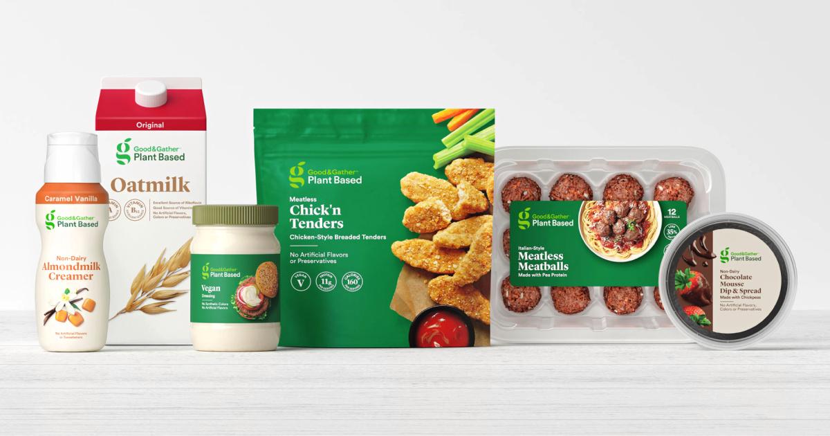 target plant based food