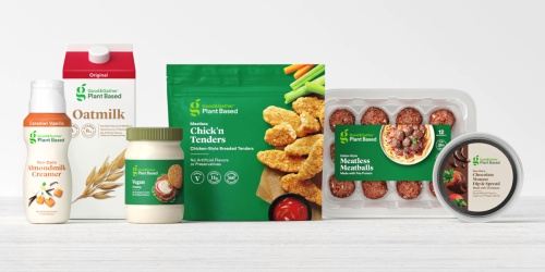 Calling all Vegans, Target is Introducing a Plant-Based Food Line!