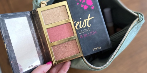 75% Off Tarte Cosmetics | Eyeshadow from $2.55, Lip Gloss Only $4.25 & More