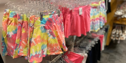 Up to 80% Off The Children's Place Apparel + Free Shipping | Tops, Shorts, & Skorts Under $3 Each Shipped