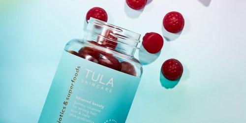 TULA Beauty Gummy Vitamins 60-Count Bottle Only $15 on ULTA.com (Regularly $30)
