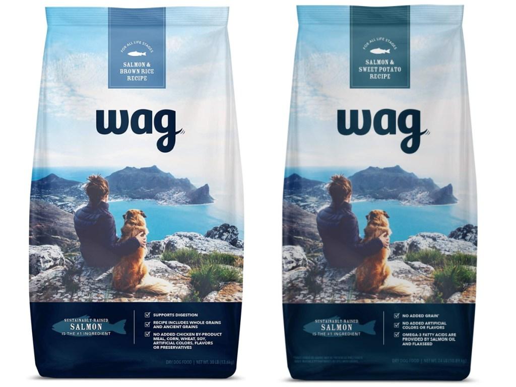 wag dog foods