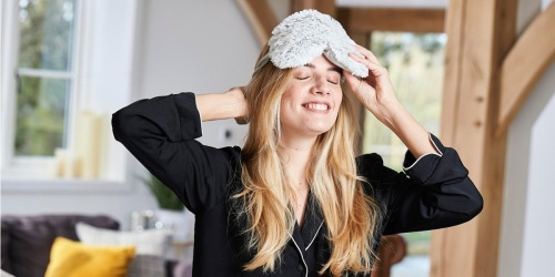 Warmies Marshmallow Eye Mask Just $8.99 + More Relaxing Warmies Gifts for Mom