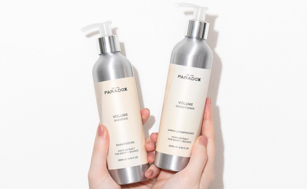 we are paradoxx shampoo and conditioner