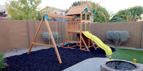 8 Swing Sets For Every Yard & Budget – Starting Under $200!