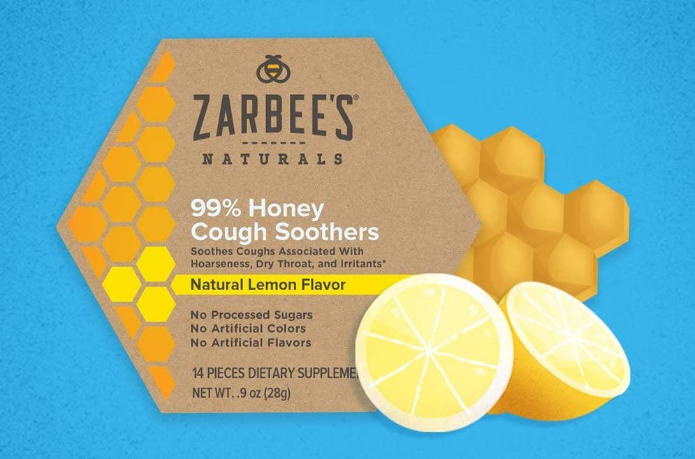 zarbee's soothers