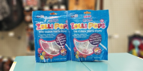 Zollipops Clean Teeth Lollipops Only $2.99 on Amazon | Sugar Free & Vegan