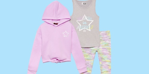 RBX Girls 3-Piece Set Only $12.99 on Zulily.com (Regularly $52) | Up to 75% Off Kids Activewear