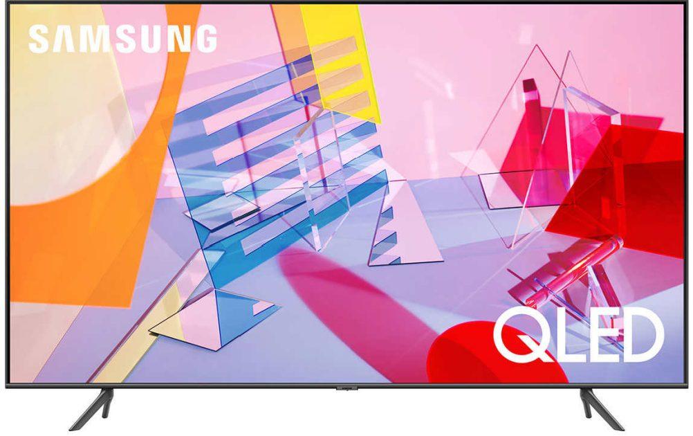 """Samsung 82"""" Class Q6DT Series 4K UHD QLED LCD TV"""