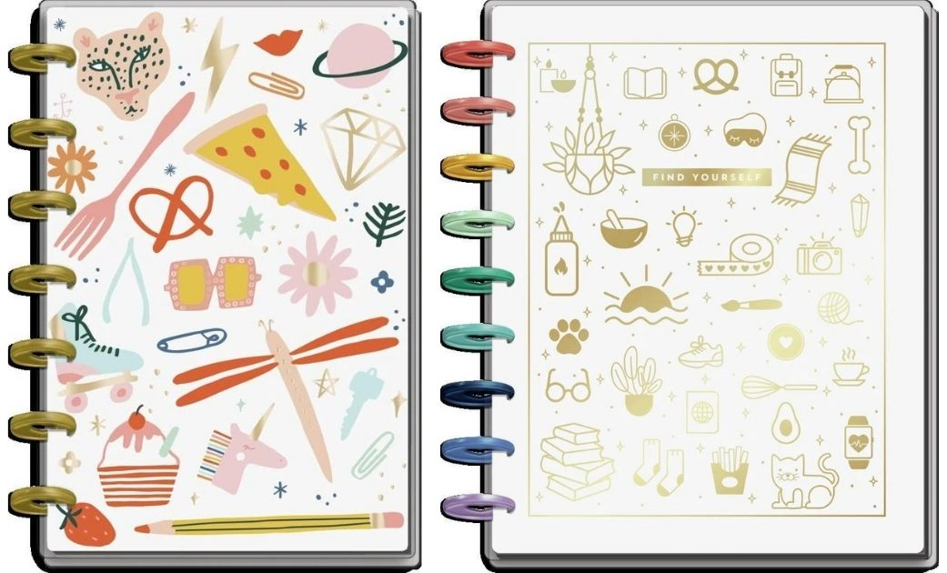Planners from The Happy Planner