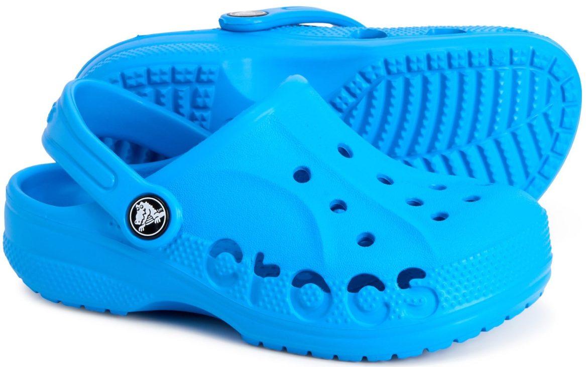 Boys' Crocs Baya Clogs