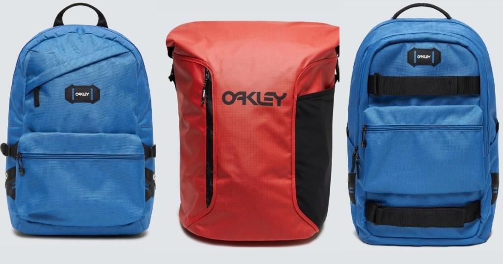 3 oakley backpacks