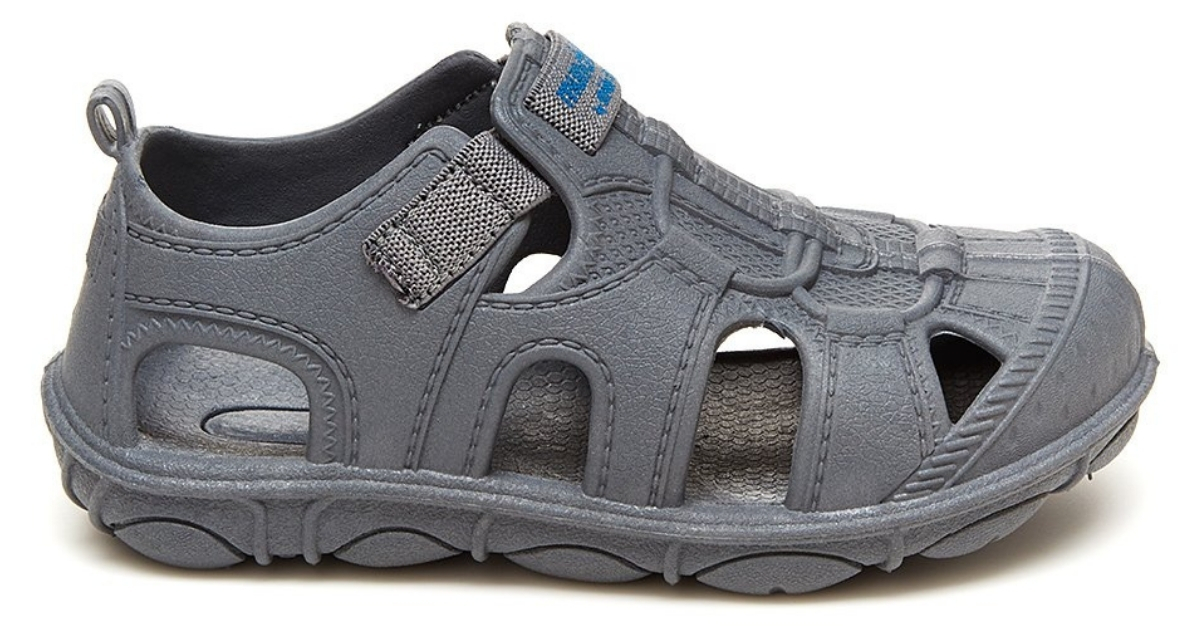 OshKosh B'gosh kids' water shoe (gray)