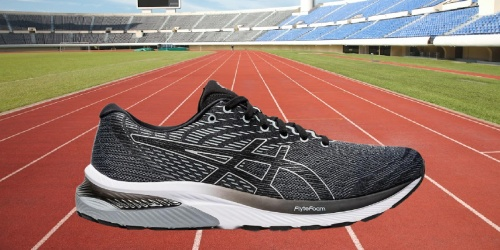 ASICS Men's Gel-Cumulus Running Shoes Only $59.83 Shipped (Regularly $120)   Wide Sizes Available