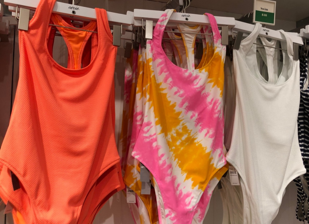 aerie one piece swimsuits