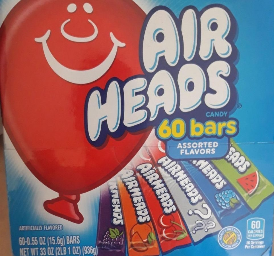 Airheads 60-count box