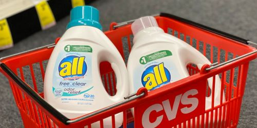 Best CVS Weekly Ad Deals 10/3-10/9 (Cheap Laundry Detergent, Hair Care Products & More!)