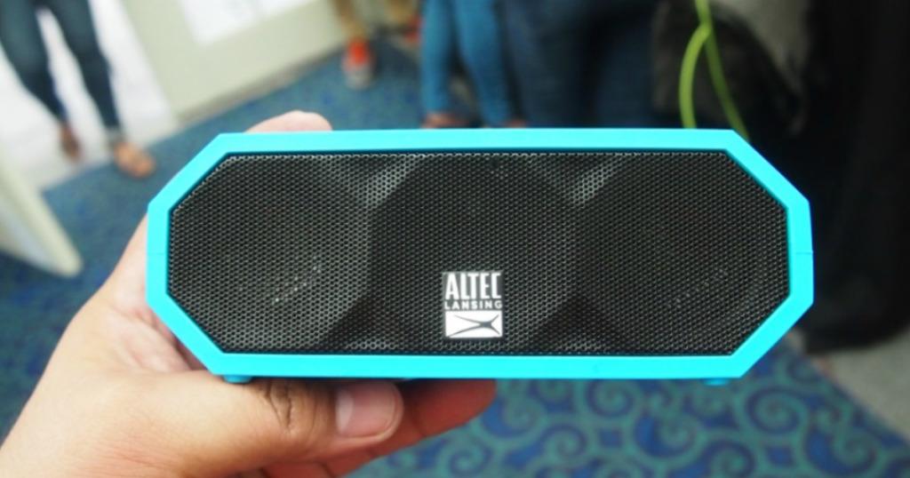 Altec Lansing H20 Speaker
