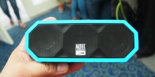Altec Lansing Portable Bluetooth Speaker Only $9.88 on Walmart.com (Regularly $50)