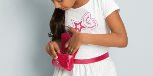 American Girl Belted Wallet Only $12 (Regularly $20) + Up to 55% Off More Apparel & Accessories