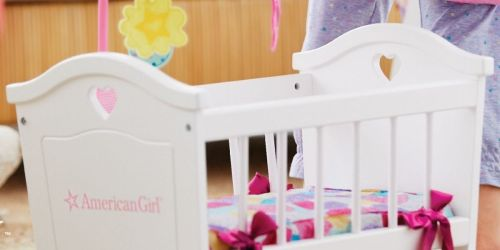 American Girl Cradle Only $45 (Regularly $75) + Up to 50% Off Accessories