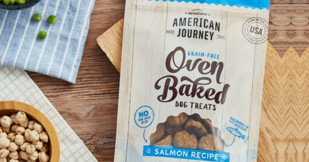 American Journey Dog Treats