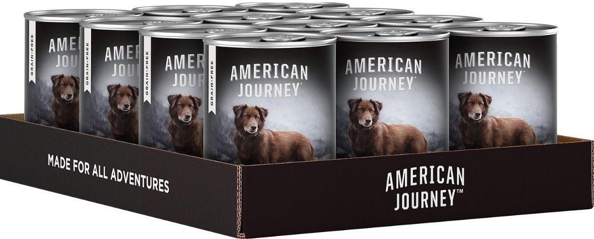 American Journey Wet Dog Food