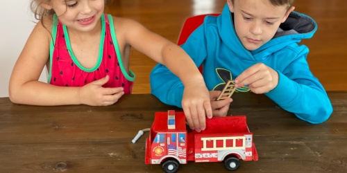 Score 75% Off a Young Woodworkers Craft Kit   Awesome Gift for Kids 7-12 Years Old