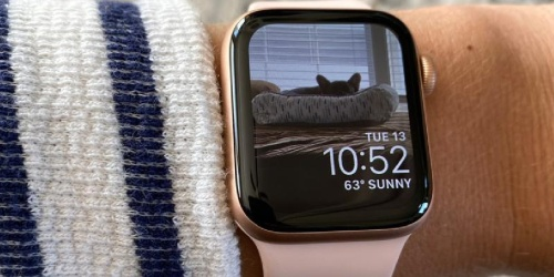 Apple Watch Series 6 w/ GPS Only $329 Shipped on Amazon (Regularly $400) | Gift Idea for Dad