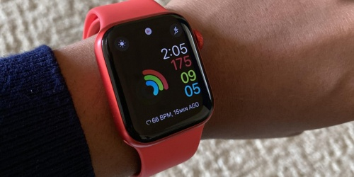 Apple Watch Series 6 w/GPS Just $318.98 Shipped on Best Buy or Walmart.com (Regularly $400) | Monitors Oxygen Levels