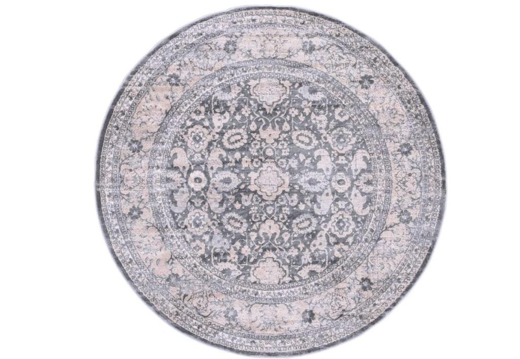 large round area rug