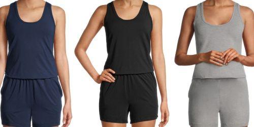 Avia Women's Athleisure Romper Just $6.98 on Walmart.com (Regularly $14)