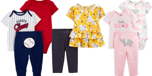 Child of Mine by Carter's Baby Clothing Sets from $4.99 on Walmart.com