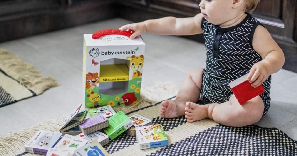 Baby Einstein Board Book Set