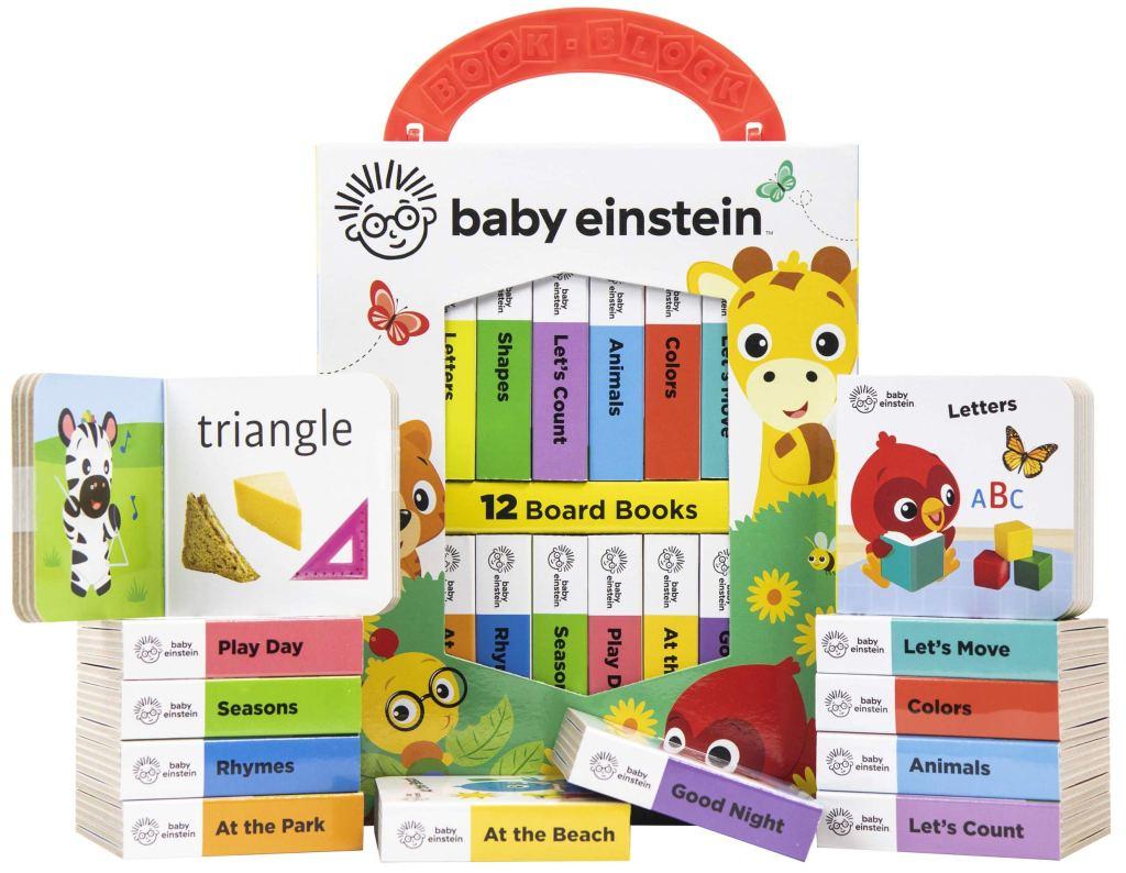 Baby Einstein Book Block