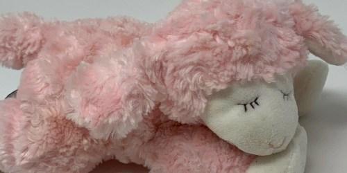 Baby GUND Plush Lamb Rattle Just $5 on Amazon (Regularly $13)