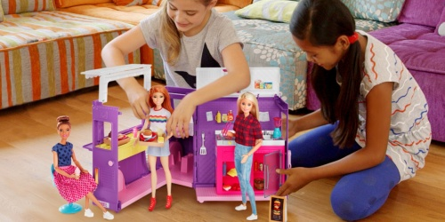 Barbie Food Truck Playset Only $29.88 Shipped on Walmart.com (Regularly $50)