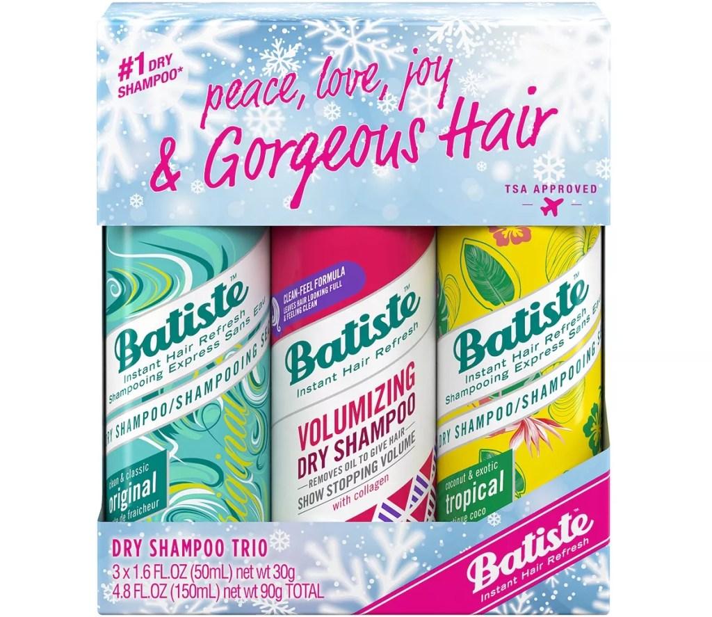 Batiste Dry Shampoo Holiday Trio copy